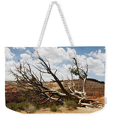 Grandfather Tree Weekender Tote Bag by Angelique Olin