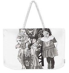 Grandma's Family Weekender Tote Bag
