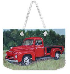 Grandpa's Truck Weekender Tote Bag