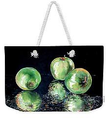 Granny Smith Weekender Tote Bag