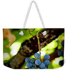 Grape Cluster Weekender Tote Bag