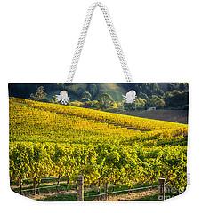 Grape Expectations Weekender Tote Bag