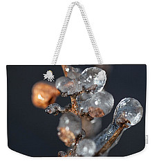 Grape Ice Weekender Tote Bag
