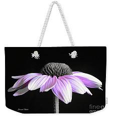 Grape Mist Weekender Tote Bag by Jeannie Rhode