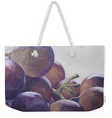 Grapes No.5 Weekender Tote Bag