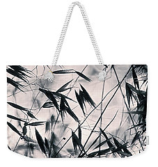 Grass 2 Weekender Tote Bag by Jocelyn Kahawai
