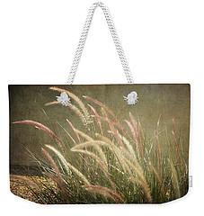 Grasses In Beauty Weekender Tote Bag