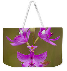 Grasspink #1 Weekender Tote Bag