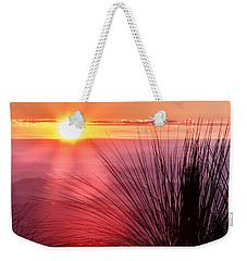 Grasstree Sunset Weekender Tote Bag