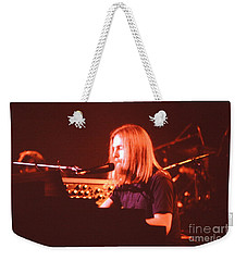 Grateful Dead Concert - Brent Mydland Weekender Tote Bag