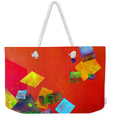 Gravity Is Only A Theory Weekender Tote Bag by Jim Whalen