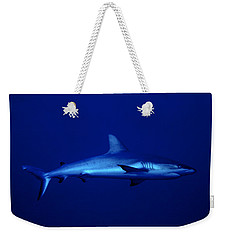 Gray Reef Shark Weekender Tote Bag