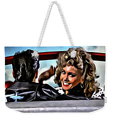 Grease Weekender Tote Bag