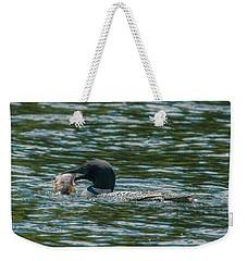 Great Catch Weekender Tote Bag