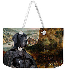 Great Dane Art - The Boar Hunt Weekender Tote Bag