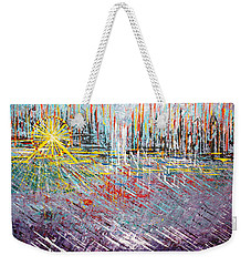 Great Day In Chicago - Sold Weekender Tote Bag