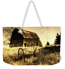 Great Grandfather's Barn II Weekender Tote Bag