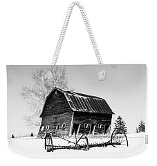 Great Grandfather's Barn Weekender Tote Bag
