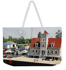 Great Lakes Environmental Research Lab - Muskegon Weekender Tote Bag