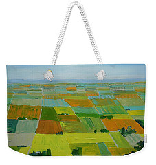 Great Plains Weekender Tote Bag