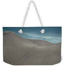 Weekender Tote Bag featuring the photograph Great Sand Dunes by Don Schwartz