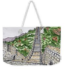 Greatest Wall Ever Weekender Tote Bag