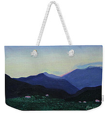 Greek Countryside Weekender Tote Bag