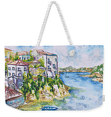 Greek Playground  Weekender Tote Bag