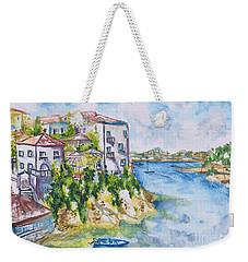 Greek Playground  Weekender Tote Bag