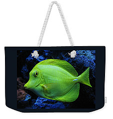Green Fish Weekender Tote Bag