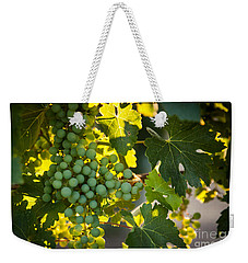 Green Grapes Weekender Tote Bag