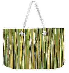 Green Melodies Weekender Tote Bag