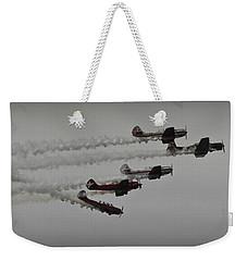 Greenwood Lake Airshow Northeast Raiders Weekender Tote Bag