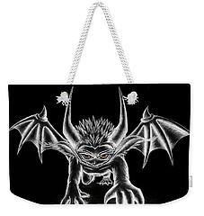 Grevil Chalk Weekender Tote Bag