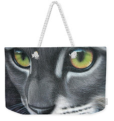 Grey Lady Weekender Tote Bag