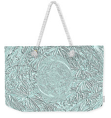 Weekender Tote Bag featuring the photograph Grey Seal by Oksana Semenchenko