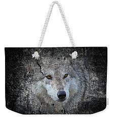 Grey Stone Weekender Tote Bag