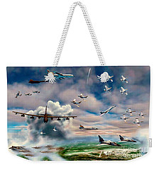 Griffiss Air Force Base Weekender Tote Bag
