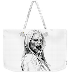 Grimm Hexenbiest Weekender Tote Bag by Fred Larucci