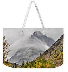 Grinnell Cloud Wrap Weekender Tote Bag