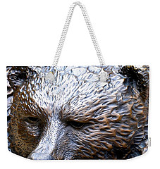 Grizzly Weekender Tote Bag