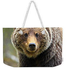 Grizzly Weekender Tote Bag