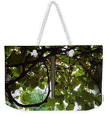 Weekender Tote Bag featuring the photograph Gropius Vine by Joseph Skompski