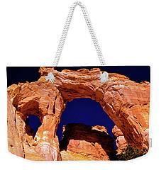 Grosvenor Arch Sunset Kodachrome Basin Weekender Tote Bag