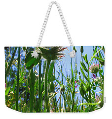 Ground Level Flora Weekender Tote Bag