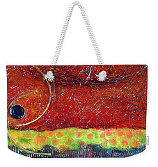 Grounded Weekender Tote Bag by Phyllis Howard