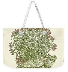 Grow Weekender Tote Bag by Eric Fan