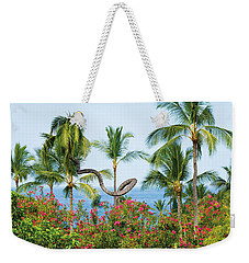 Grow Your Own Way Weekender Tote Bag by Denise Bird
