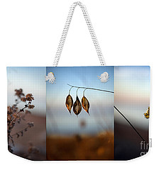 Grown From The Lake Bottom Weekender Tote Bag