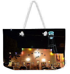 Gruene Hall Weekender Tote Bag